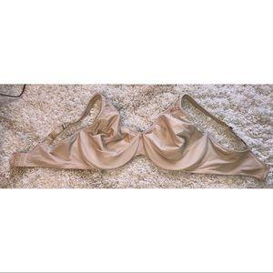 BALI Nude Colored Bra 38DD